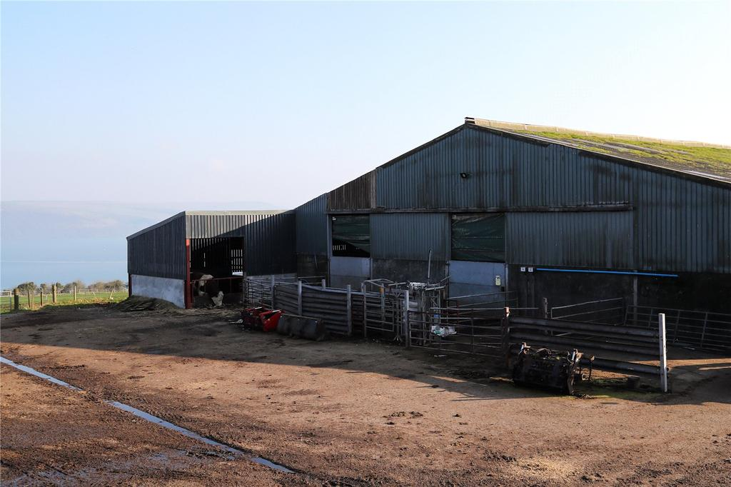 Rear Of Dairy