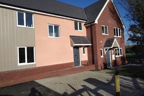 3 bedroom semi-detached house for sale - Brandeston Road, Cretingham, Woodbridge
