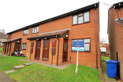 1 bedroom apartment for sale - Hamilton Close, Cannock, WS12