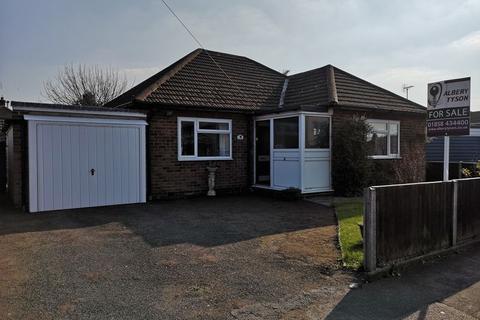 3 bedroom detached bungalow for sale - Huntingdon Gardens, Market Harborough