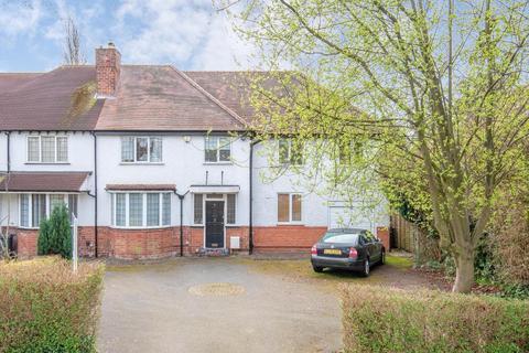 4 bedroom semi-detached house for sale - Croftdown Road, Harborne, Birmingham, B17 8RD
