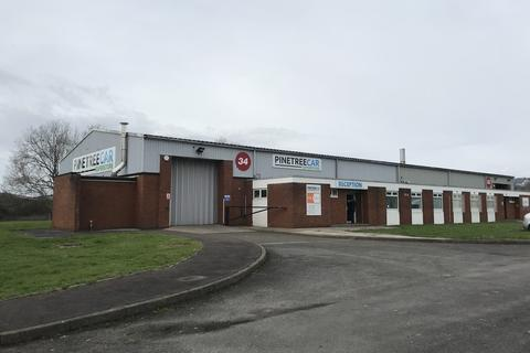 Industrial unit to rent - Modern Industrial/Warehouse Unit, 34 Bennett Street, Bridgend Industrial Estate, CF31 3SH