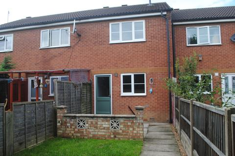 2 bedroom terraced house to rent - Campbell Close , Grantham