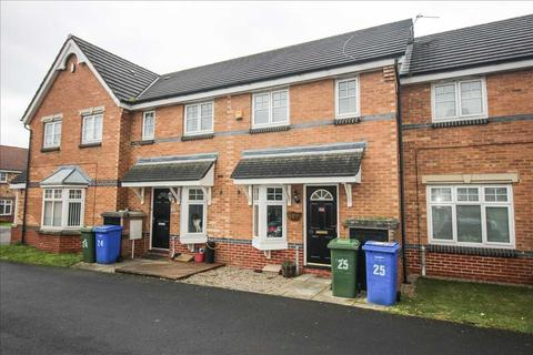 2 bedroom terraced house to rent - Ingleton Gardens, Woodlands Grange, Blyth