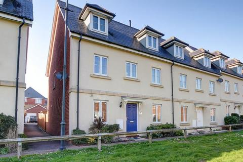 5 bedroom end of terrace house for sale - Fleming Way, Exeter