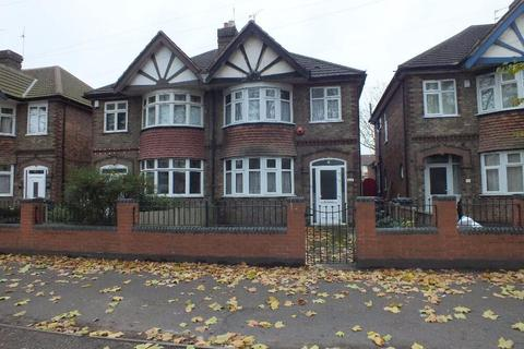 3 bedroom semi-detached house to rent - Abbey Lane, Leicester, LE4 2AB