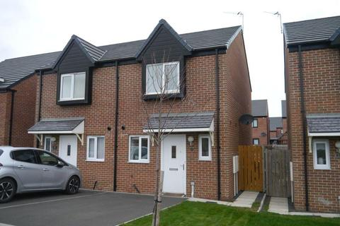 2 bedroom semi-detached house for sale - GREAT FIRST HOME Walkerfield Court, Walker, Newcastle Upon Tyne