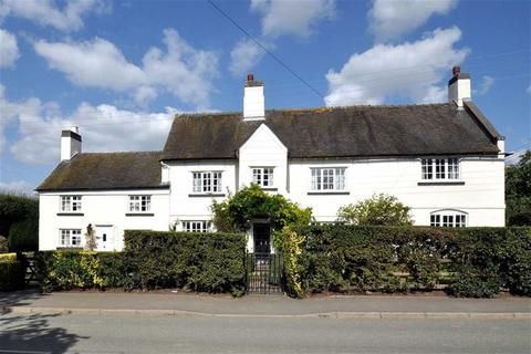 6 bedroom detached house for sale - The Old Hall And Cottage, Derrington, Stafford, Staffordshire, ST18