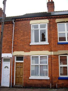 2 bedroom terraced house to rent - Stuart Street, Leicester, LE3