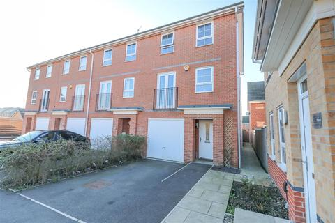 3 bedroom end of terrace house for sale - Amelia Crescent, Coventry