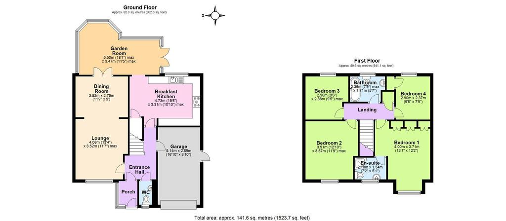 Floorplan: 12a Beaufort Court West Bridgford.jpg