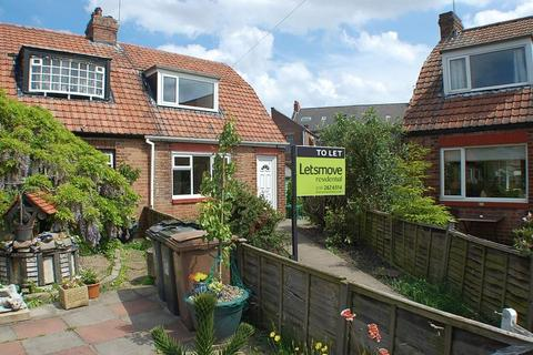 2 bedroom semi-detached bungalow to rent - Beverley Place, Wallsend