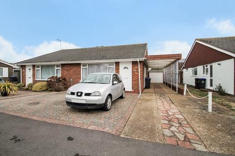 2 bedroom semi-detached bungalow for sale - Brook Way, Lancing BN15 8DQ