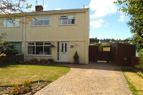 3 bedroom semi-detached house for sale - Park Court Road, Bridgend CF31