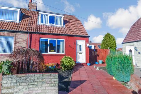 1 bedroom bungalow for sale - Kingsley Place, Wallsend, Tyne and Wear, NE28 7BG