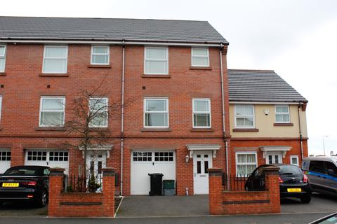 4 bedroom townhouse to rent - Black Diamond street, Chester CH1