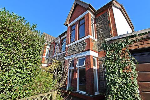 4 bedroom semi-detached house for sale - Park Crescent, Treforest, Pontypridd, Rhondda Cynon Taff, CF37 1RL