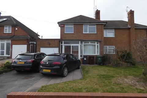 3 bedroom semi-detached house for sale - Norgrave Road, Solihull, Solihull