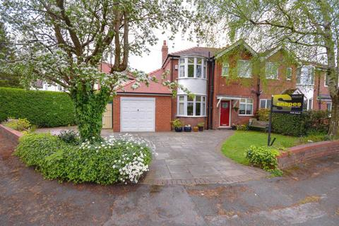 3 bedroom semi-detached house for sale - 4 HIGHFIELD ROAD, POYNTON