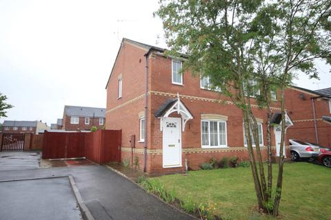 3 bedroom semi-detached house for sale - Manor Hall Mews, Coventry