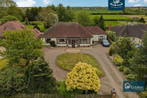 3 bedroom detached bungalow for sale - Mill Lane, Wolvey Heath, Nr Hinckley