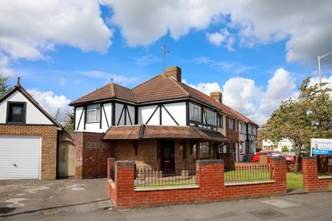 4 bedroom end of terrace house for sale - Blandford Road, Reading