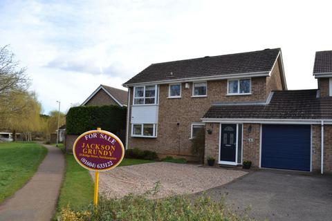 4 bedroom link detached house for sale - Baunhill Close, Langlands, Northampton NN3 3EQ