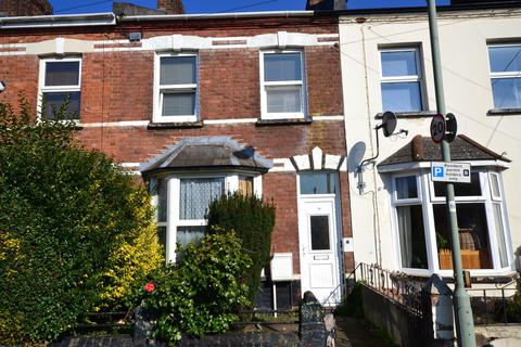 2 bedroom terraced house for sale - Albion Street, Exeter, EX4 1AZ