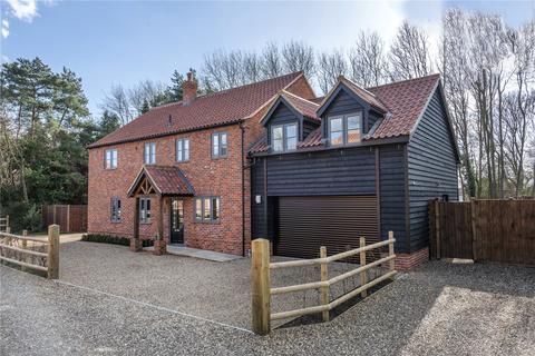 4 bedroom detached house for sale - Meadowsweet Loke, Hillsend Lane, Attleborough, Norfolk, NR17