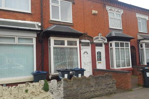 1 bedroom terraced house to rent - Room 4, Knowle Road, Sparkhill, B11 3AL