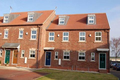 3 bedroom end of terrace house to rent - Franklin Mews, Barton Upon Humber, North Lincolnshire, DN18