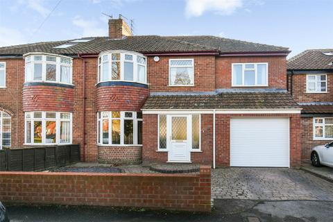 5 bedroom semi-detached house for sale - Hunters Way, Dringhouses, York