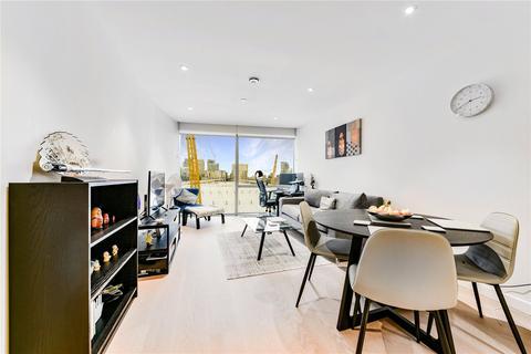 1 bedroom flat to rent - 18 Cutter Lane, Upper Riverside 1, Greenwich Peninsula, London, SE10