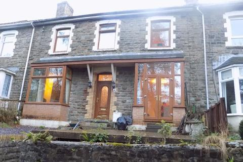 4 bedroom terraced house for sale - Clytha Crescent, Old Blaina Road, Abertillery.