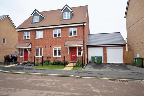 3 bedroom semi-detached house for sale - Moorcroft Lane, Aylesbury