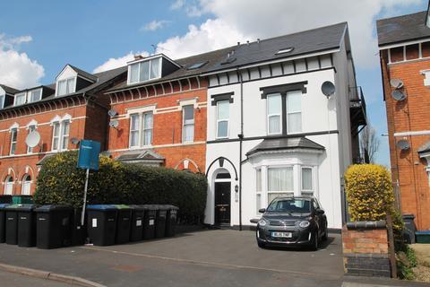 Studio to rent - York Road, Edgbaston, Birmingham, B16 9JB