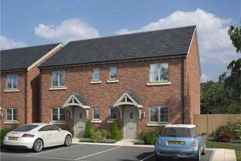 2 bedroom semi-detached house for sale - Oaklands Holt, WEOBLEY, Weobley, Herefordshire