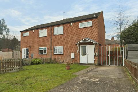 2 bedroom semi-detached house for sale - Tunstall Drive, Basford, Nottinghamshire, NG5 1LZ