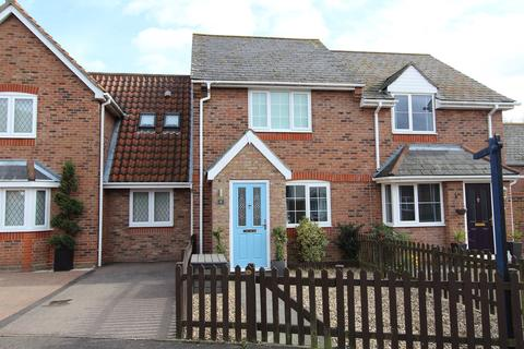 2 bedroom terraced house for sale - Aldeburgh Gardens, Highwoods, Colchester, CO4