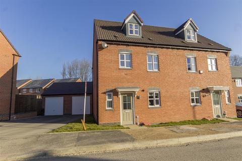 4 bedroom townhouse for sale - Burton Street, Wingerworth, Chesterfield
