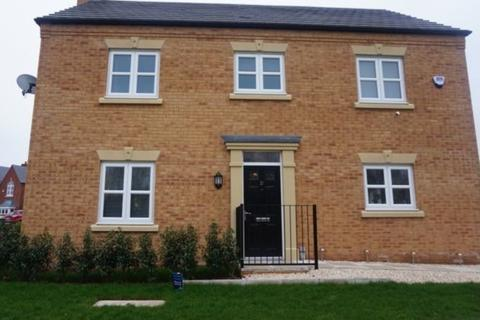 4 bedroom detached house for sale - Cambrian Way, St Helens