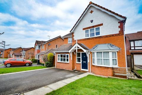 4 bedroom detached house for sale - Ruthin Close, Buckley