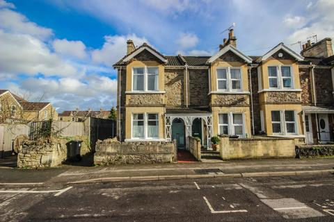 3 bedroom end of terrace house for sale - Millmead Road, Oldfield Park, Bath
