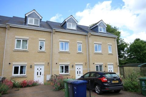 3 bedroom terraced house to rent - Brothers Place, Cambridge, CB1