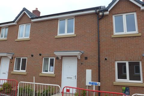 2 bedroom terraced house to rent - Signals Drive, Stoke, Coventry, West Midlands, CV3