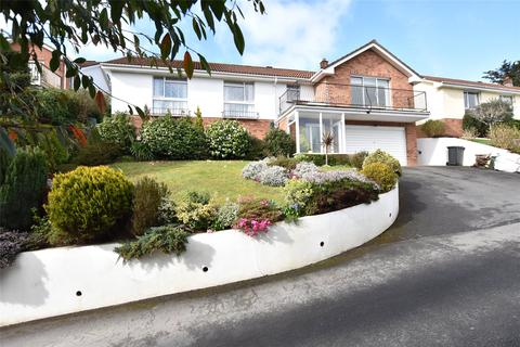 3 bedroom detached bungalow for sale - Combe Park, Ilfracombe