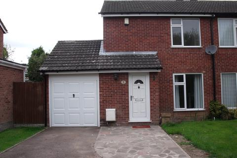 2 bedroom semi-detached house to rent - Dosthill, Tamworth, Stafforshire B77