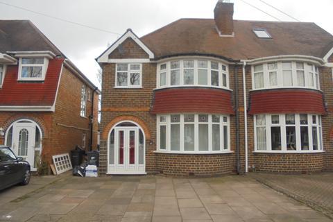 3 bedroom semi-detached house to rent - Stonor Road, Hall Green, Birmingham B28