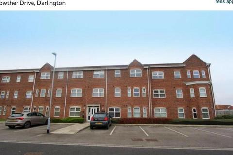2 bedroom apartment to rent -  lowther drive DL1