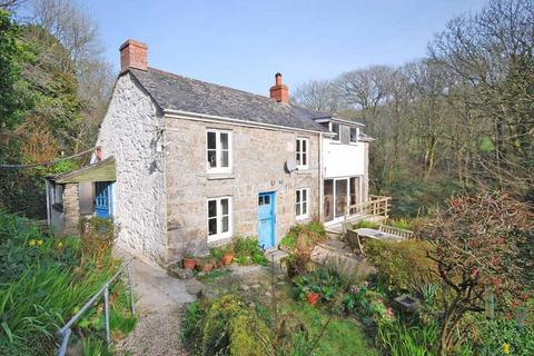3 bedroom detached house for sale - Lamorna, Penzance, West Cornwall